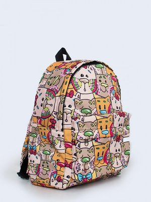Рюкзак з принтом   3738138