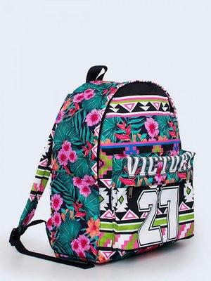 Рюкзак комбінованого забарвлення   3738145