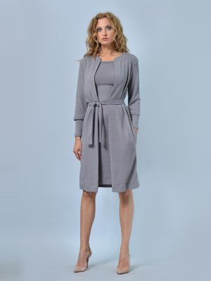 Комплект: платье и кардиган | 3724276