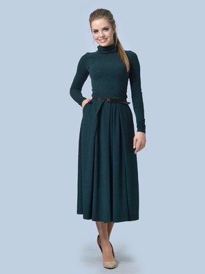 Платье зеленое | 3724305