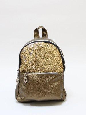 Рюкзак золотистый | 3704515