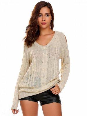 Пуловер абрикосового кольору   3732366