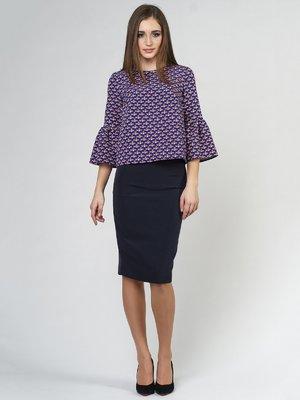 Костюм: блуза і спідниця - Evercode - 2990405