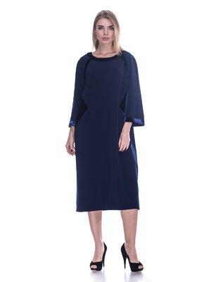 Платье синее   3733702