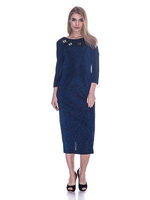 Сукня синя | 3733711