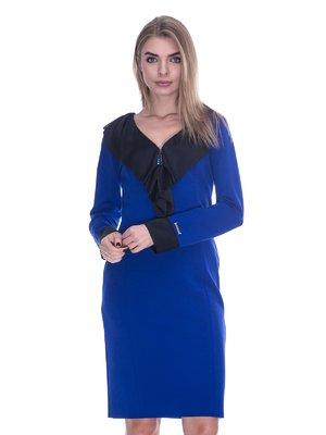 Сукня синя | 3733737