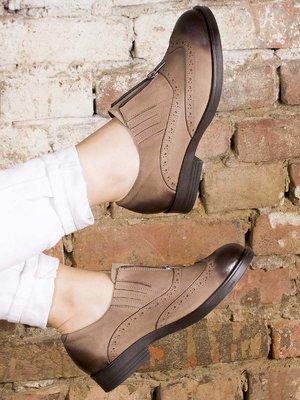 Туфлі бежеві | 3705013