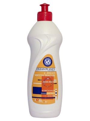 Жидкость для мытья посуды «Апельсин» (500 мл) | 3744626