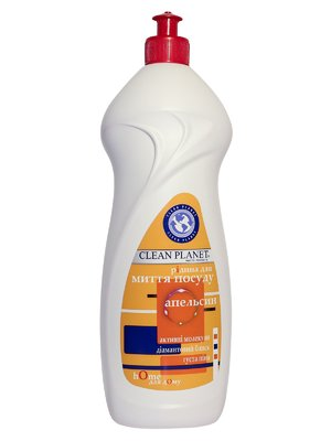 Рідина для миття посуду «Апельсин» (1000 мл) | 3744630