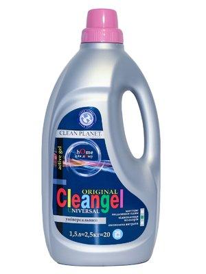 Гель для стирки для всех типов тканей Cleangel Universal (1500 мл) | 3744669