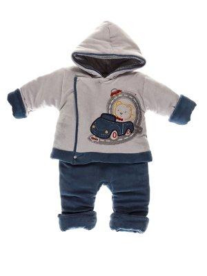 Комплект: куртка и комбинезон   3742099