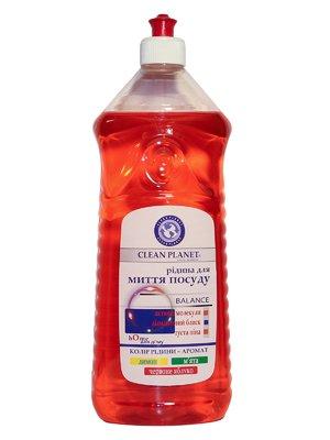 Жидкость для мытья посуды «Красное яблоко» (1000 мл) | 3744625