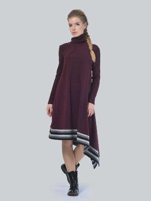 Сукня бордова | 3744388