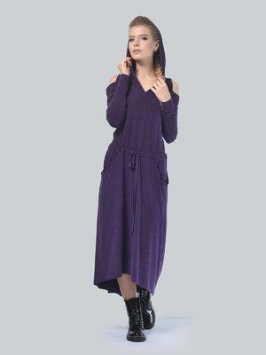 Платье фиолетовое | 3744396