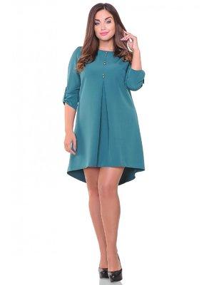 Сукня смарагдового кольору | 3747035