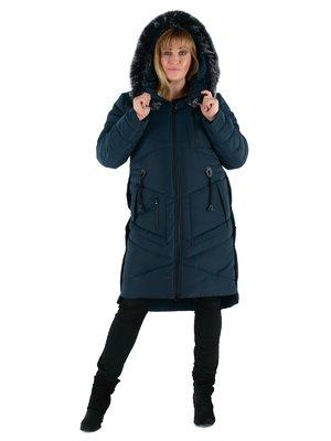 Пальто синее | 3750804
