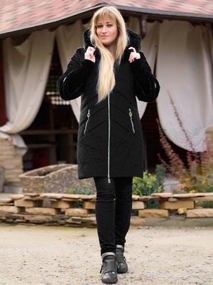 Пальто черное | 3750847