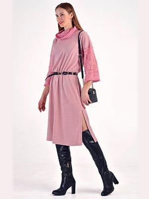 Платье пудрового цвета | 3749258