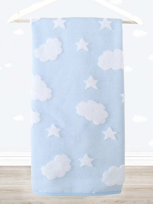 Полотенце детское Cloud (70х120 см) | 3752901
