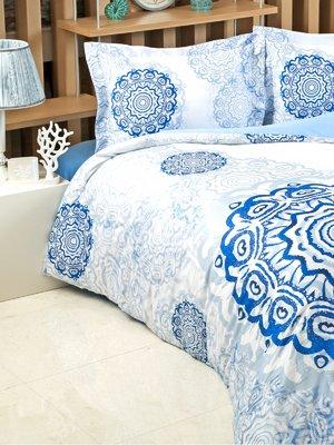Комплект постельного белья двуспальный (евро) | 3752921