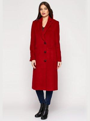 Пальто красное | 3749539