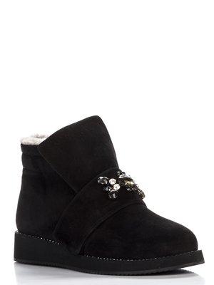 Ботинки черные   3543309