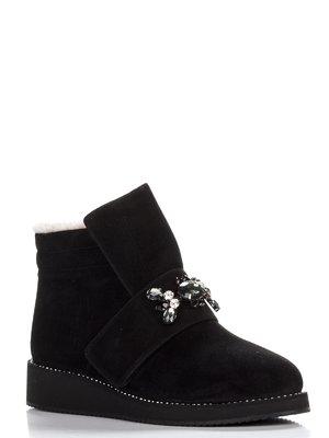 Ботинки черные   3543310