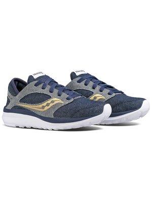Кросівки сині Kineta Relay Denim | 3744163