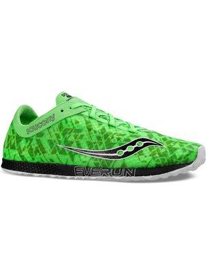 Кросівки зелені Endorphin Racer 2 | 3633918