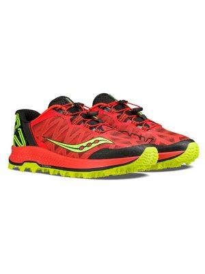 Кроссовки красные Koa ST | 3744157