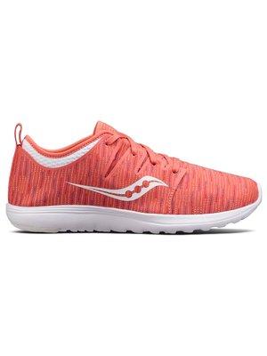 Кроссовки кораллового цвета | 3744167