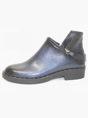 Ботинки синие   3754704