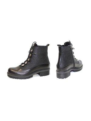 Ботинки черные | 3754743