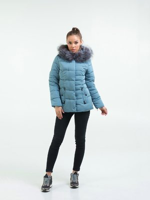 Куртка блакитна | 3754630