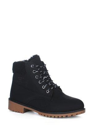 Ботинки черные   3654391
