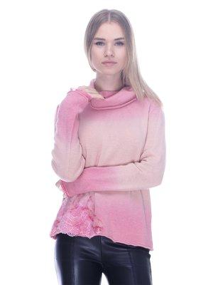 Светр рожевий | 3752011