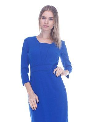 Сукня яскраво-синя | 3752067