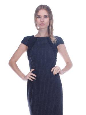 Сукня темно-сіра | 3752074