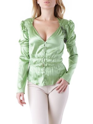 Блуза зелена | 3756299