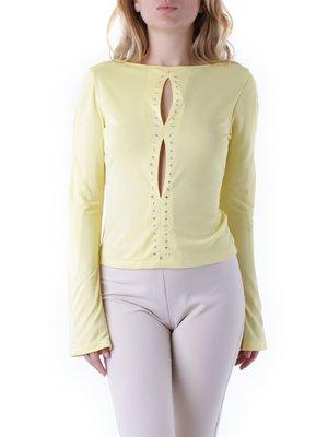 Блуза жовта | 3756302