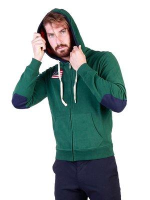 Толстовка зеленая   3748743