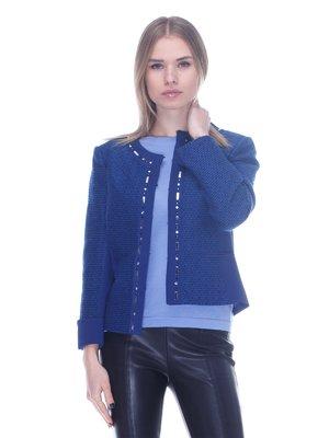 Жакет синій | 3752135