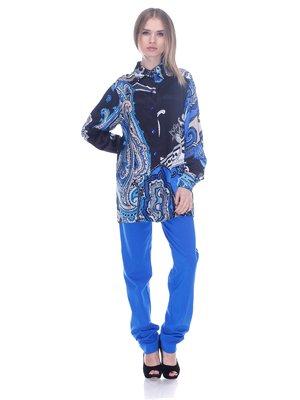 Штани яскраво-сині   3752139