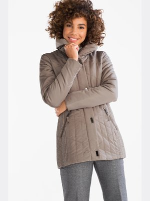 Куртка бежева | 3758410