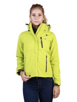 Куртка лимонного кольору | 3748758