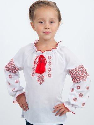 Вышиванка белая | 3759089