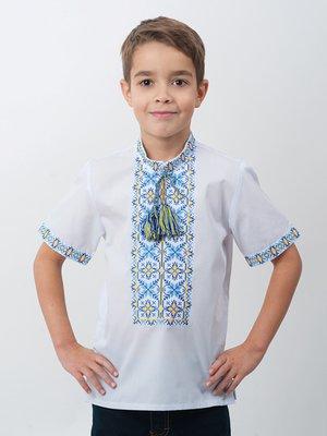 Вышиванка белая | 3759093