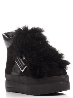 Ботинки черные | 3760462