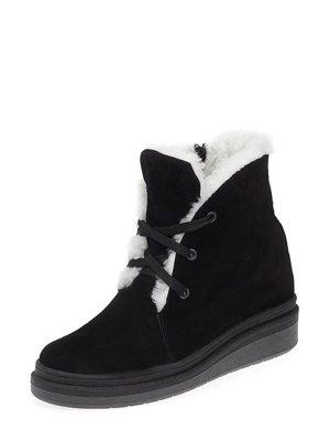 Ботинки черные | 3718429