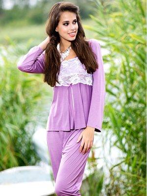 Комплект: блуза и брюки   3763001
